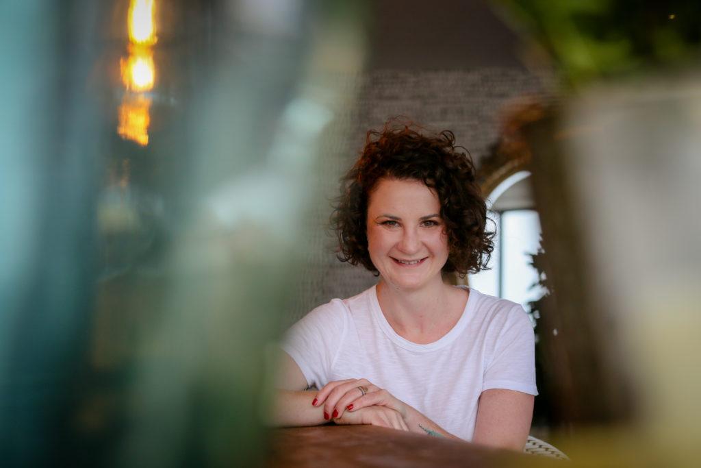 Portrait of Emily Dyer-Schiefer